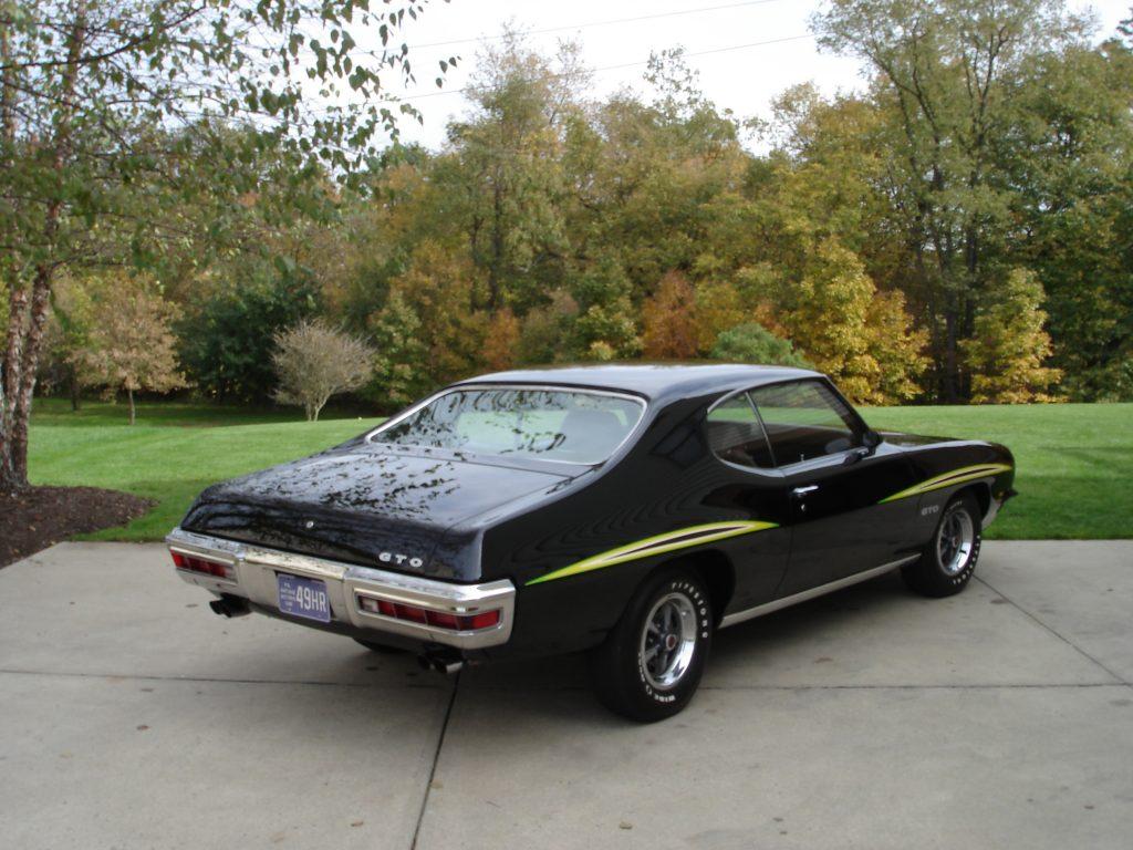 1971 Pontiac GTO full