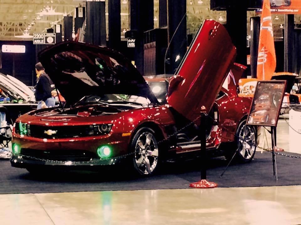 2010 Chevy Camaro full