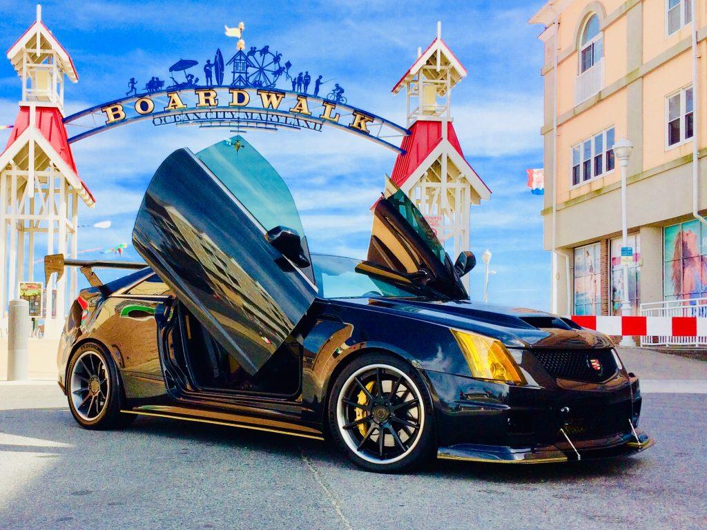2013 Cadillac CTS V full
