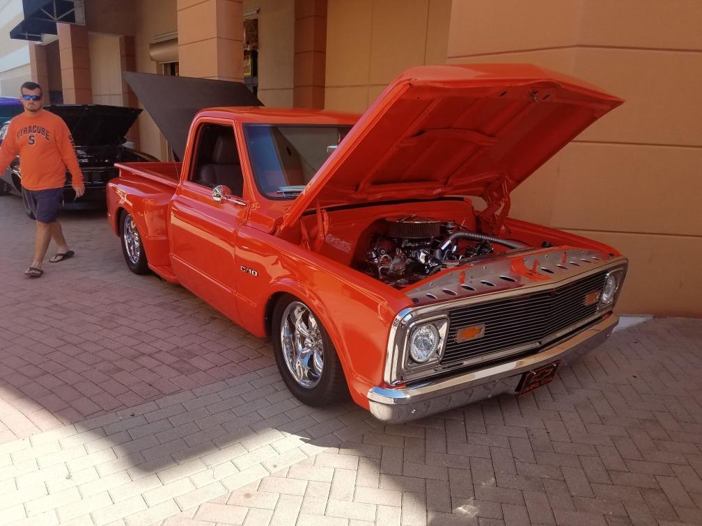 1970 Chevy C10 pickup full